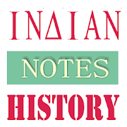 Indian History Notes