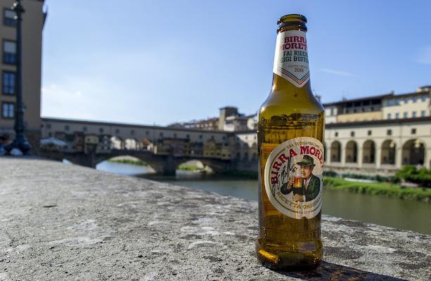 Birra Moretti e Ponte Vecchio di Benedetta Paoletti