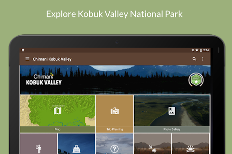 Kobuk Valley NP by Chimani- screenshot thumbnail