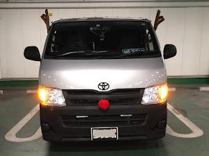 ハイエース TRH200Vのカスタム事例画像 干し芋さんの2020年12月24日21:50の投稿