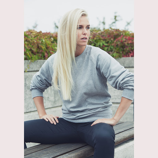 Neutral Organic Unisex Sweatshirt