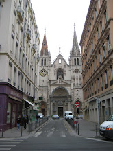 Photo: Lyon, our departure point, was a lovely city that we would like to visit again.  Many of France's best chefs are here, but you need reservations months in advance and mucho euro.