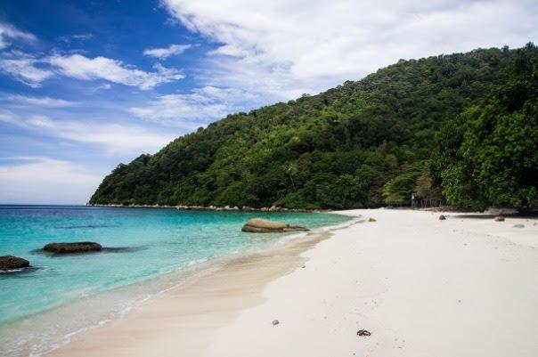 Turtle Beach, Perhentian Islands