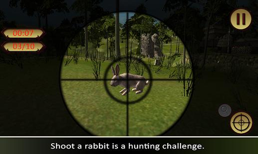 Jungle Zvířata Hunter - náhled