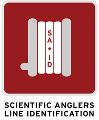 Scientific Angler Fly Line Identification