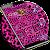 Pink leopard skull Theme pink leopard print file APK Free for PC, smart TV Download