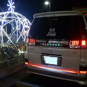 エルグランド ALE50 平成12年(中期型)highwaystarのカスタム事例画像 I Jungle with E50さんの2018年11月15日17:32の投稿