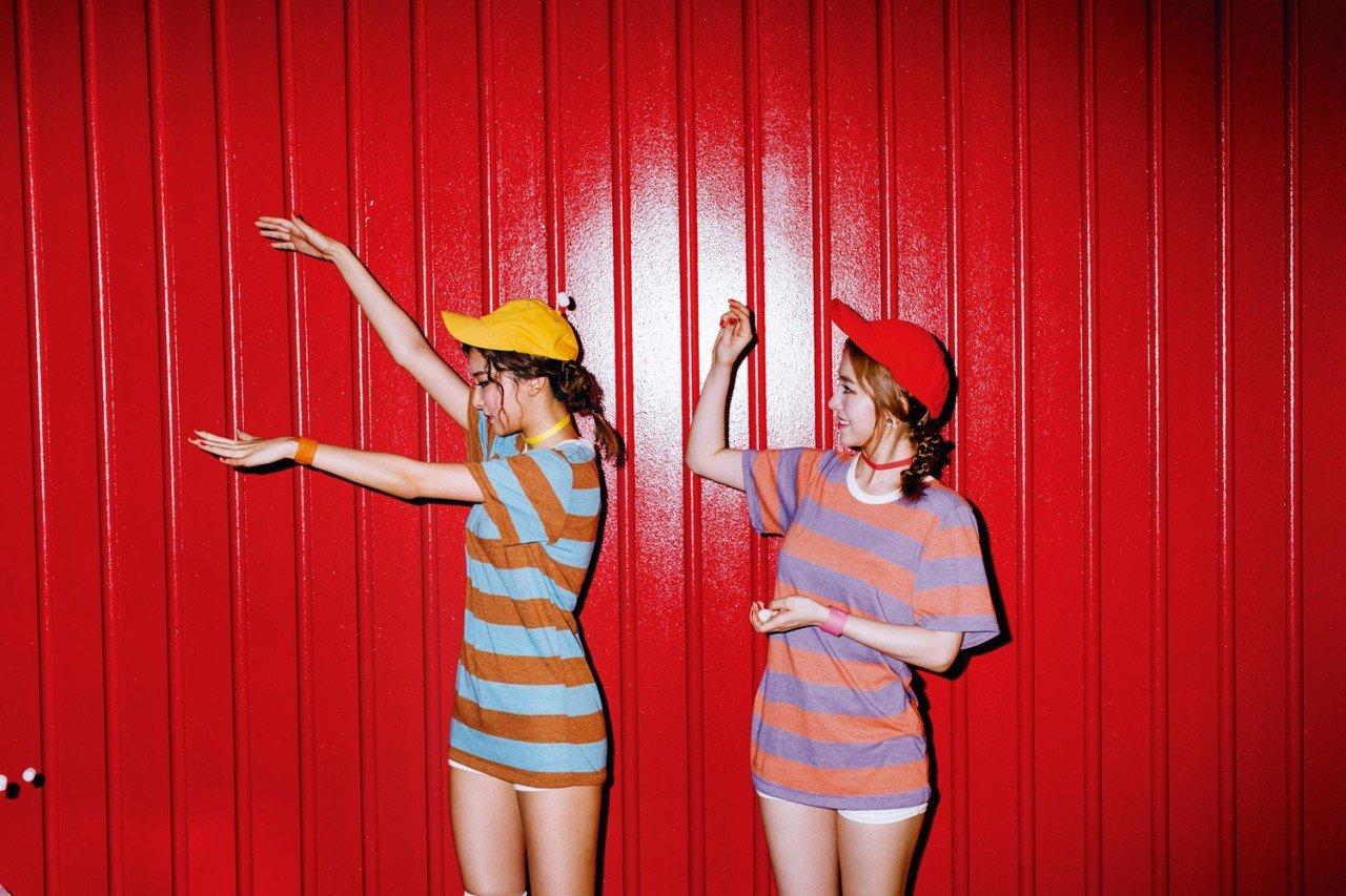 Red Velvets Photographer Releases Never Before Seen Album