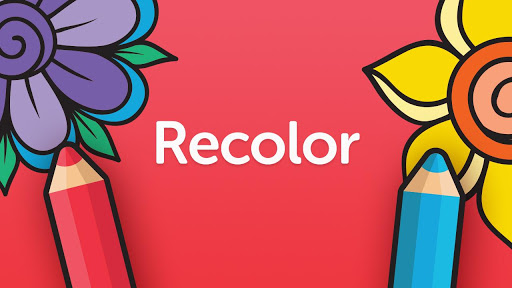 Recolor - Coloring Book for PC