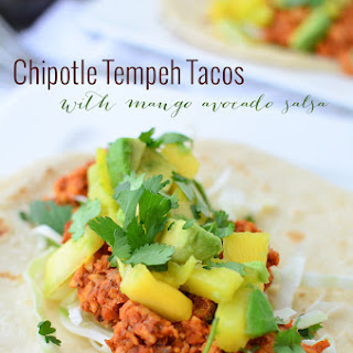Chipotle Tempeh Tacos