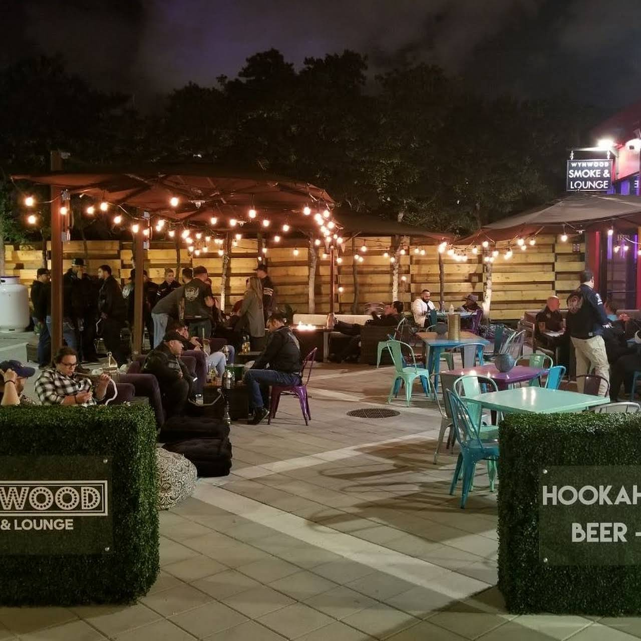 Wynwood Smoke And Lounge Hookah Bar And Lounge In The