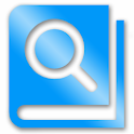 Search in books icon