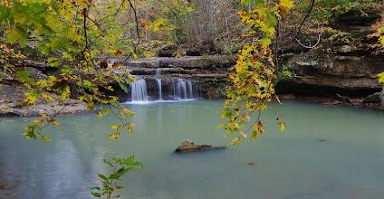 Photo: Squeezloaf Falls on Edgemon Creek