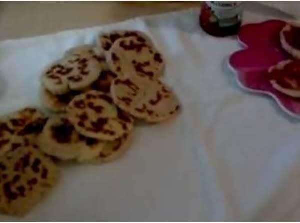 Mexican Gorditas Light Cookies Recipe