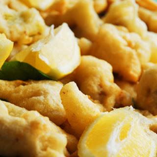 Lemon Fried Chicken.