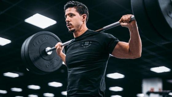 Men Sport T-shirts by Better Bodies Brand