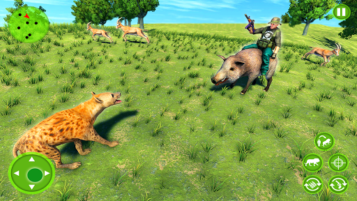 Jungle Lost Island - Jungle Adventure Hunting Game 3 4