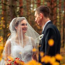 Wedding photographer Anastasiya Ryabova (azazello413). Photo of 10.12.2015