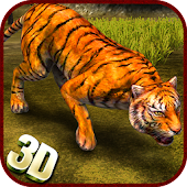 Jungle Adventure Tiger Sim 3D