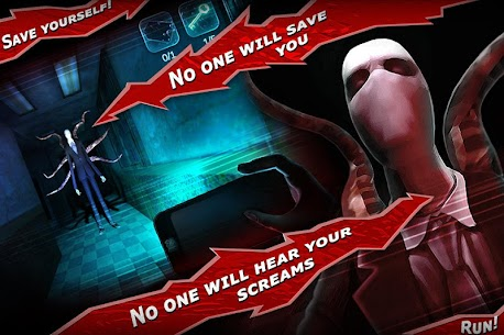 Slenderman Origins 3 Free. Abandoned School Apk  Download For Android 1
