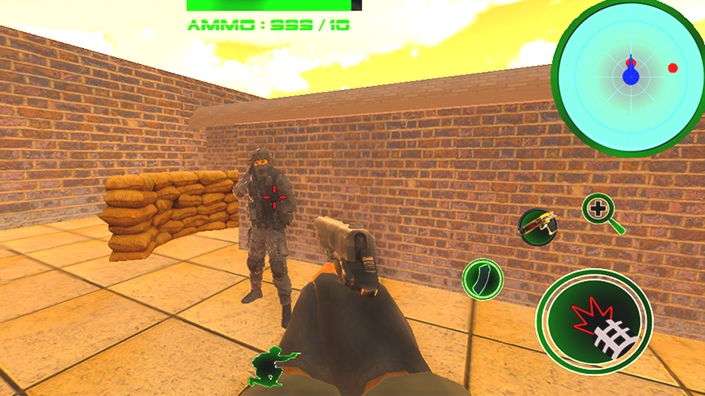 Counter Terrorist Attack FPS- screenshot