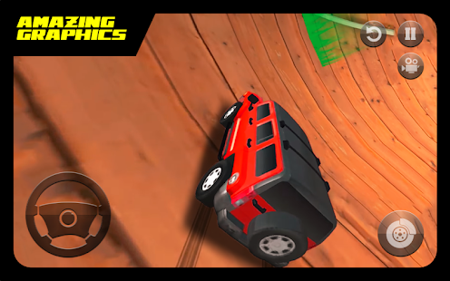 Real Prado Drift: Well of Death Driving Stunts 3D - náhled