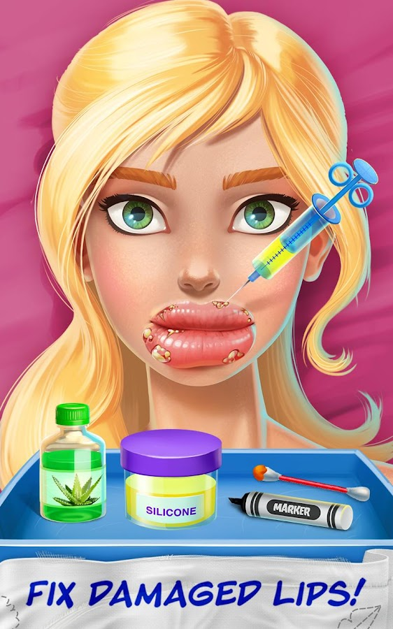 Plastic Surgery Simulator- screenshot