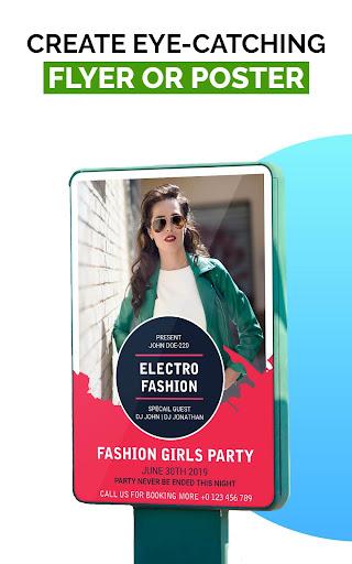 Poster Maker Flyer Maker Graphic Design App 28.0 Apk for Android 21