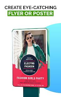 App Flyer Maker, Poster Maker, Graphic Design APK for Windows Phone