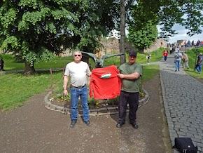 Az Ungvári vár-látogatás