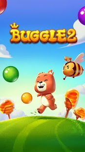 Buggle 2 - Free Color Match Bubble Shooter Game Screenshot