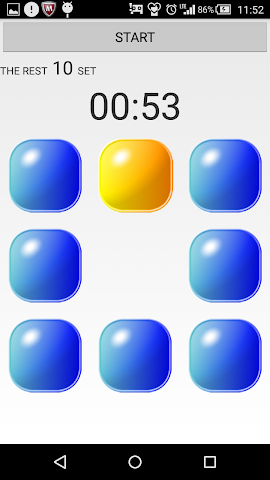 android FootWork Screenshot 2