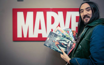 Photo: Superpower meetings at Marvel!!