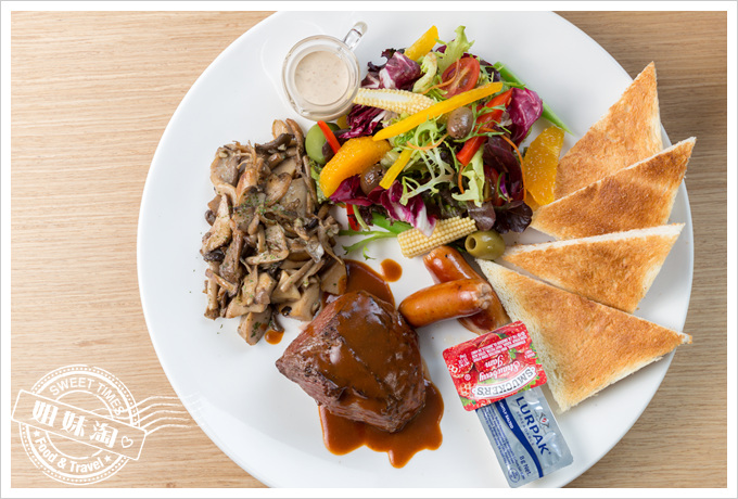 U21coffee菜單澳洲牛小排