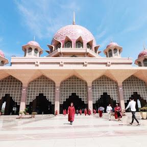 マレーシア・プトラジャヤにあるピンク色の可愛いプトラモスク(ピンクモスク)へ行ってみよう!