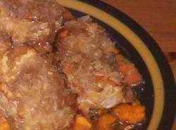 Pork Chops Apples And Yams Recipe