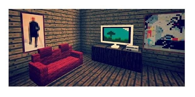 Мод MrCrayfish Мебель для Minecraft 1.7.10