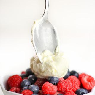 Fresh Whipped Cream