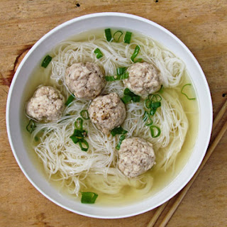 Meatball With Rice Soup Recipes