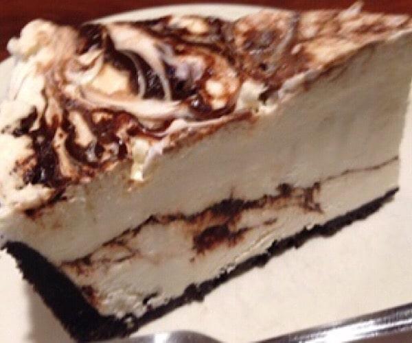 Chocolate Marbled Cheesecake Recipe