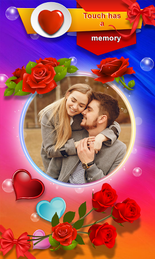 New Valentine Day Love Photo Editor - Love Frames screenshot 12