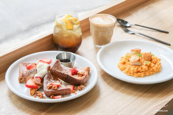 台北東區 不然 BRUN:早午餐美味兼具質感,IG熱門咖啡廳
