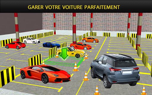 extrême voiture parking simulateur 3d  captures d'écran 2
