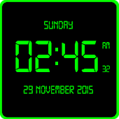 LED Digital Clock LiveWP