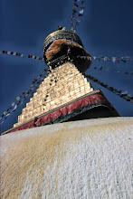 Photo: Kathmandu, Swayambunath