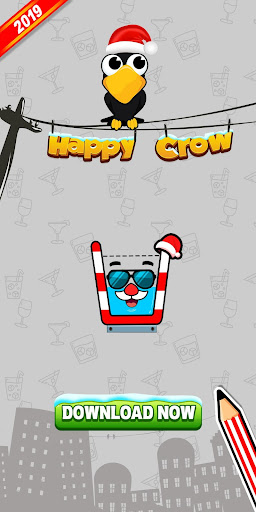 Happy Crow - Fill the Glass ss1