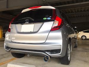 フィット GK3 13G Honda Sensingのカスタム事例画像 悪魔のFit さんの2019年01月03日15:34の投稿