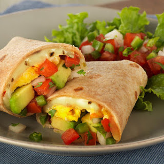 California Egg and Cheese Wrap