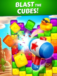 Toon Blast APK screenshot thumbnail 12