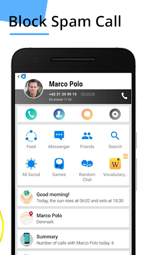 Messenger for Messages,Video Chat,Call ID for Free screenshot 6
